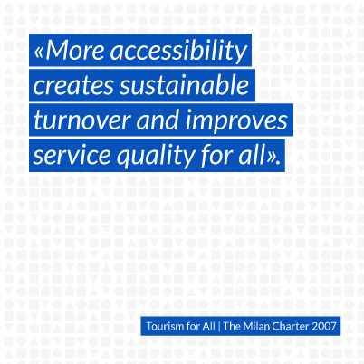 More accessibility creates sustainable turnover and improves service quality for all.