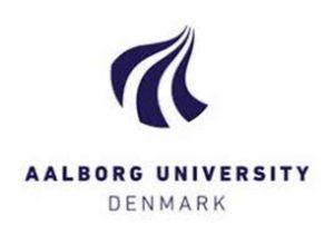 Logo Aalborg University